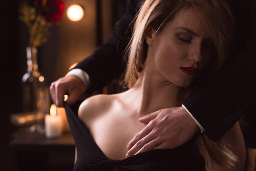 young women hiring male escorts